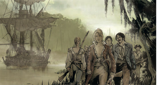 Pirates de barataria diaporama