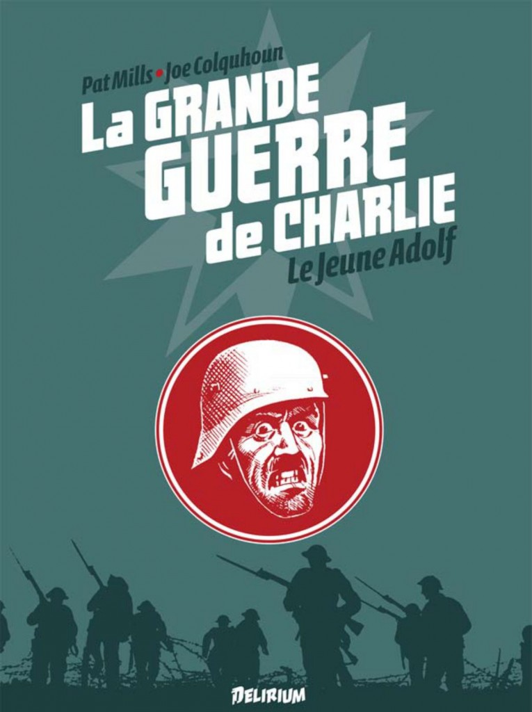 la-grande-guerre-de-charlie-comics-volume-8-simple-224733