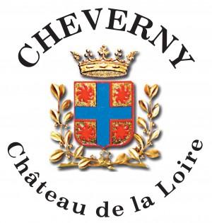 LOGO CHEVERNY château de la loire