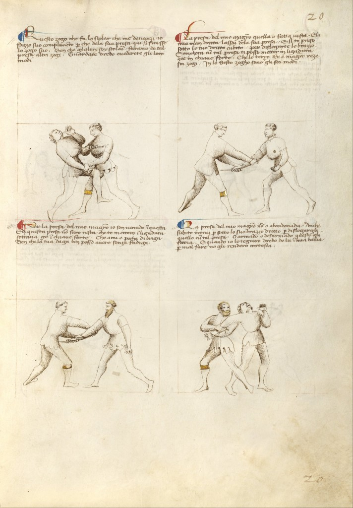 getty_ms-_ludwig_xv_13_18r_-_fiore_dei_liberi_-_combat_with_dagger_-_google_art_project_6895469