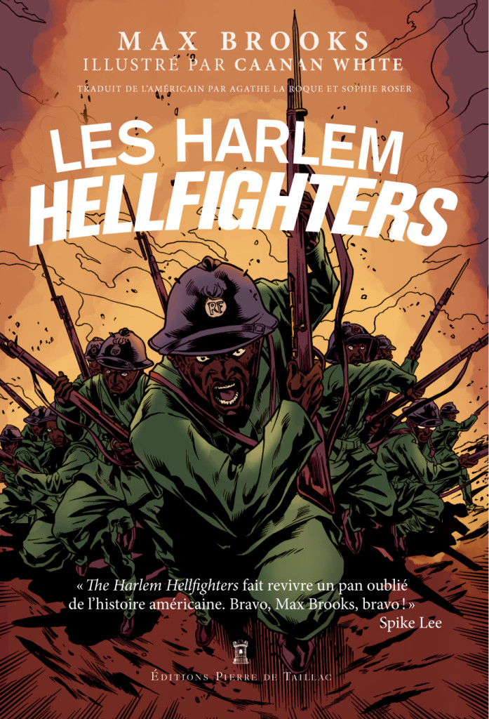 HarlemHellfighterscouv
