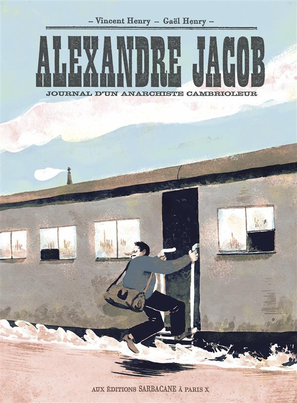 Alexandre Jacob - couv