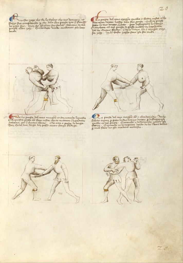 getty_ms-_ludwig_xv_13_18r_-_fiore_dei_liberi_-_combat_with_dagger_-_google_art_project_6895469