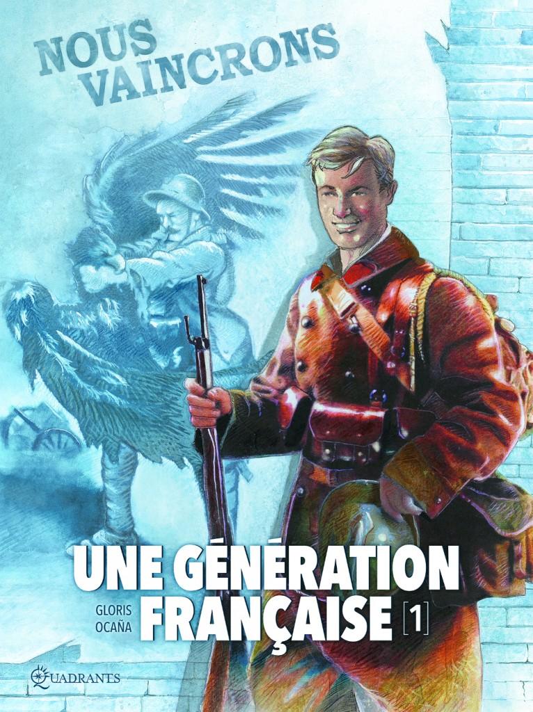 Une Generation Française couv